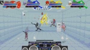 миниатюра скриншота Lethal League