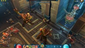 миниатюра скриншота Chronicle: RuneScape Legends