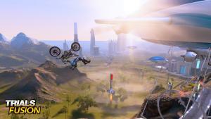 миниатюра скриншота Trials: Fusion