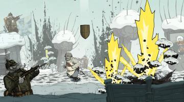 Скриншот Valiant Hearts: The Great War