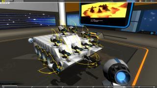 Скриншот Robocraft