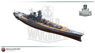 Скриншот World of Warships