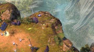 Скриншоты  игры Halo: Spartan Strike