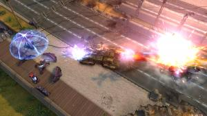 миниатюра скриншота Halo: Spartan Strike