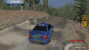 миниатюра скриншота Richard Burns Rally