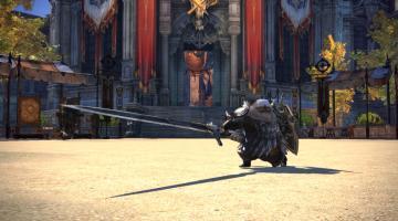 Скриншот TERA: The Next