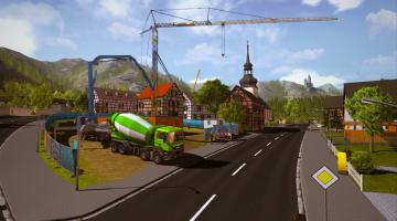 Скриншот Construction Simulator 2015
