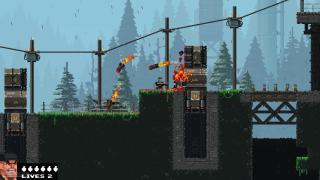 Скриншоты  игры Expendabros, the