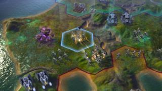 Скриншот Sid Meier's Civilization: Beyond Earth