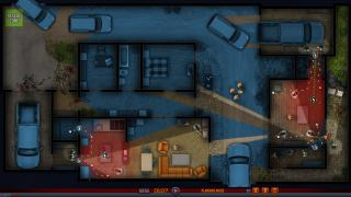 Скриншоты  игры Door Kickers