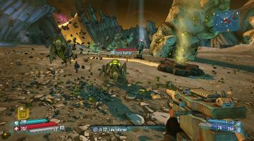 Скриншот Borderlands: The Pre-Sequel