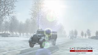 Скриншоты  игры IL-2 Sturmovik: Battle of Stalingrad