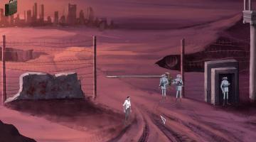 Скриншот Dead Synchronicity: Tomorrow Comes Today