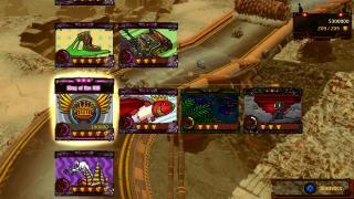Скриншоты  игры BlazeRush