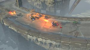 миниатюра скриншота BlazeRush