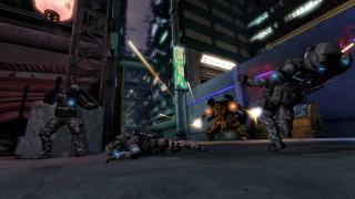 Скриншот Blacklight: Retribution