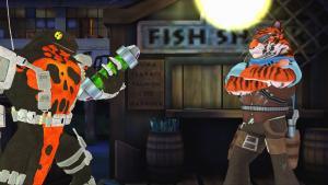 миниатюра скриншота Teenage Mutant Ninja Turtles: Danger of the Ooze