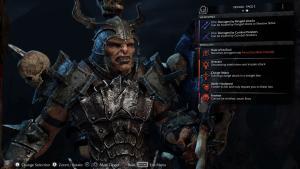 миниатюра скриншота Middle-earth: Shadow of Mordor