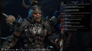 Скриншот Middle-earth: Shadow of Mordor