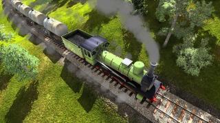Скриншоты  игры Train Fever