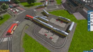 миниатюра скриншота Train Fever