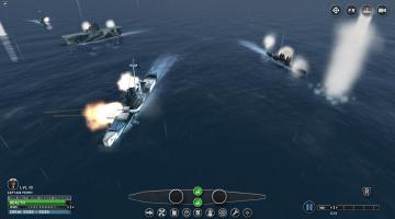 Скриншот Victory At Sea