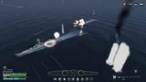 миниатюра скриншота Victory At Sea