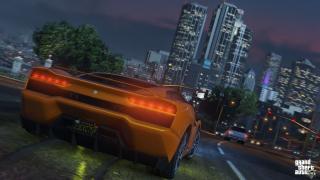 Скриншоты  игры Grand Theft Auto 5