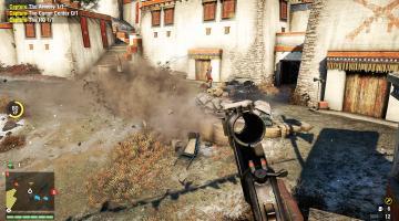 Скриншот Far Cry 4