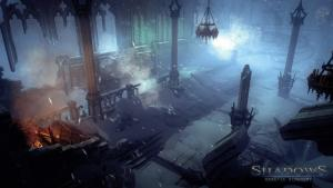 миниатюра скриншота Shadows: Heretic Kingdoms