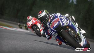 миниатюра скриншота MotoGP 14