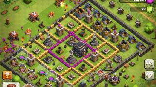 Скриншот Clash of Clans