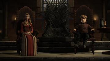 Скриншот Game of Thrones: A Telltale Games Series