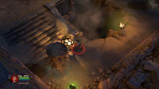 Скриншот Lara Croft and the Temple of Osiris