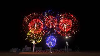 Скриншоты  игры Fireworks Simulator