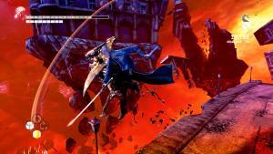 миниатюра скриншота DmC: Devil May Cry