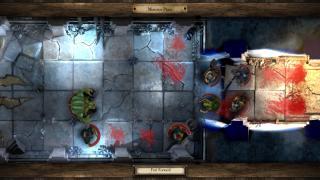 Скриншоты  игры Warhammer Quest