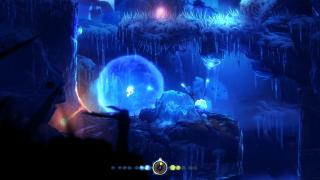 Скриншоты  игры Ori and the Blind Forest