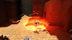 миниатюра скриншота Knights of the Temple: Infernal Crusade