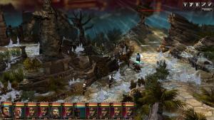 миниатюра скриншота Blackguards 2