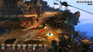 Скриншоты  игры Blackguards 2