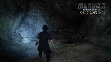 Скриншот Final Fantasy 15