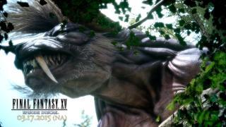 Скриншоты  игры Final Fantasy 15