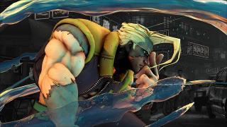 Скриншот Street Fighter 5