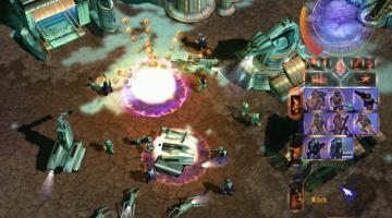 Скриншот Emperor: Battle for Dune