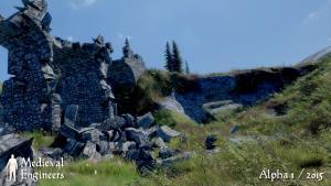 миниатюра скриншота Medieval Engineers