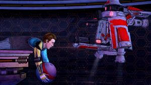 миниатюра скриншота Tales from the Borderlands