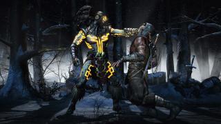 Скриншот Mortal Kombat X