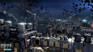 миниатюра скриншота Asteroids: Outpost