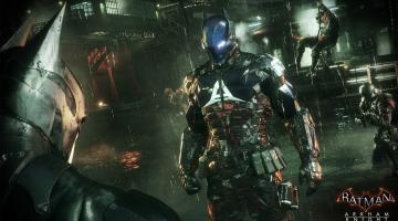 Скриншот Batman: Arkham Knight